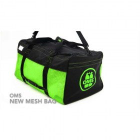 mesh bag lizard green9